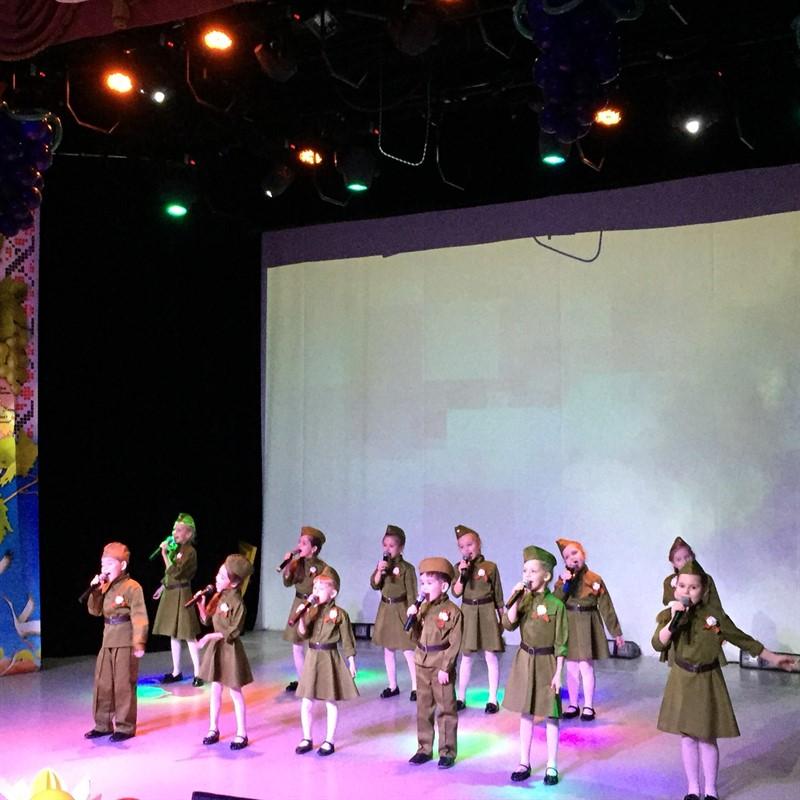 Итоги онлайн конкурса военно–патриотической песни «Священными дорогами войны»